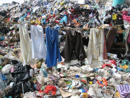 Clothes-in-Landfill